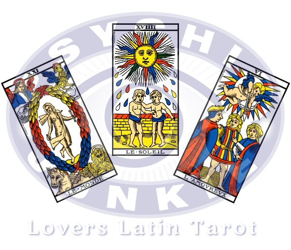 Latin Tarot Cards