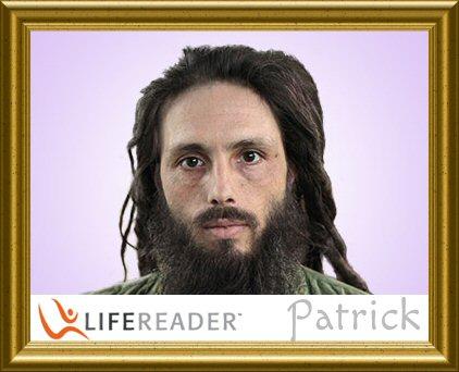 LifeReader Psychic - Patrick