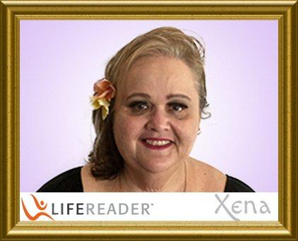 LifeReader Psychic - Xena
