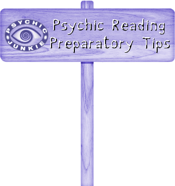 Psychic Reading Tips