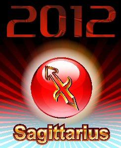 Sagittarius 2012 Predictions