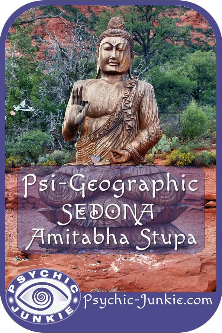 Amitabha Stupa Sedona