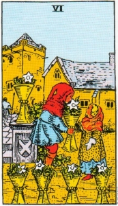 Six of Cups Tarot Card Meaning
