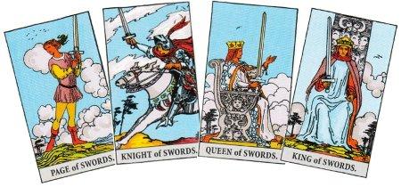 Tarot Card Interpretations - Swords
