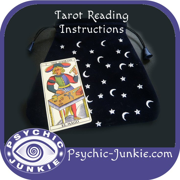 Tarot Card Reading Instructions