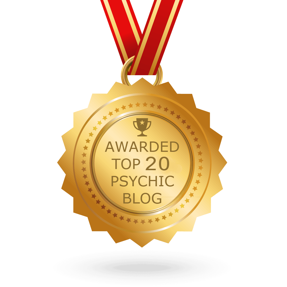 #12 in the Top 100 Psychic Blogs