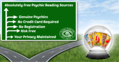Who Else Needs An Absolutely Free Psychic Reading Now?