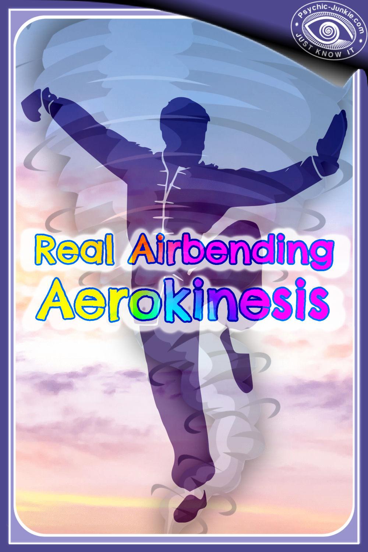 Aerokinesis - Manipulating Air With Your Mind