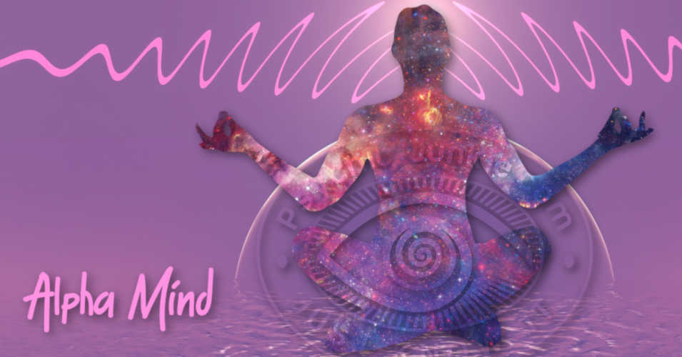 Alpha Mind Power Training for Developing Psychic Ability