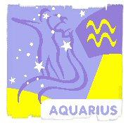 Aquarius Eminent Personalities