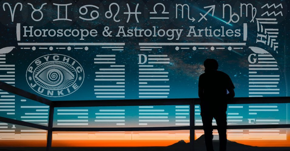 Horoscope & Astrology Articles