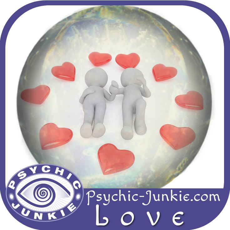 Psychics answer questions about love