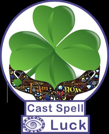 Cast lucky spells
