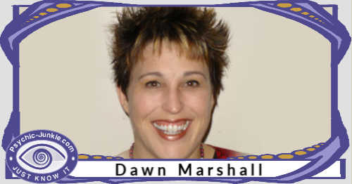 Dawn Marshall - a Practicing Medium at WisdomInLight.com