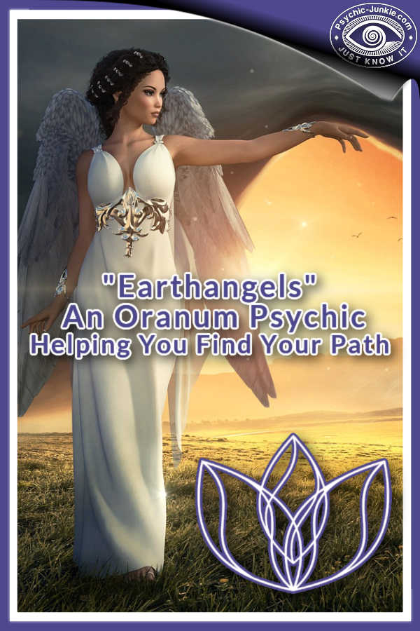 Earthangels Provides Psychic Help via Oranum