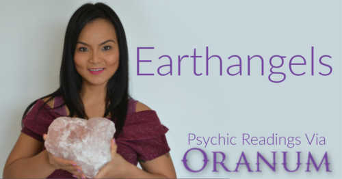 About the Oranum Psychic Reader - Earthangels