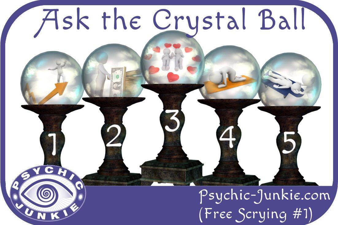 Facebook Fortune Teller Crystal Balls