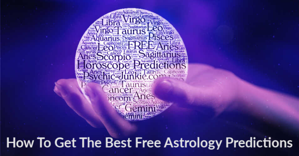 free astrological prediction based on horoscope