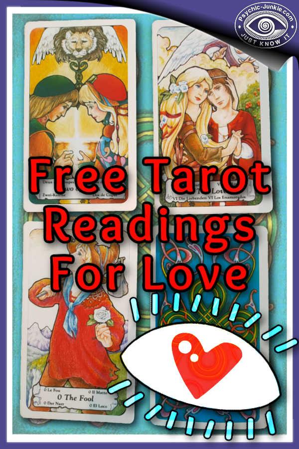I find will love tarot where 5 Tarot