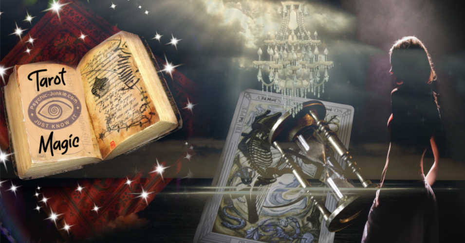 A Grimoire of Tarot Magic