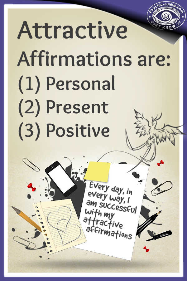 How to Write Affirmations for the Law of Attraction