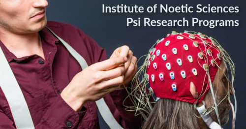 Psychic Research Programs from the Institute of Noetic Sciences