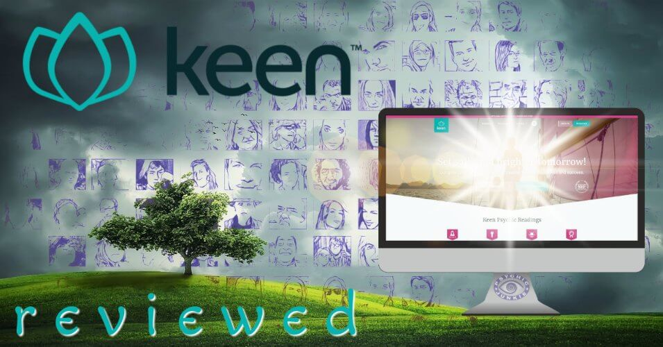 The Keen Psychic Readings Website Reviewed