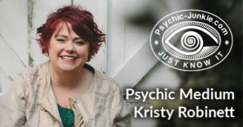 Kristy Robinett - An Abnormally Normal Psychic Medium