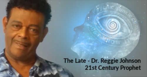 Dr. Reggie Johnson (1952 - 2017)