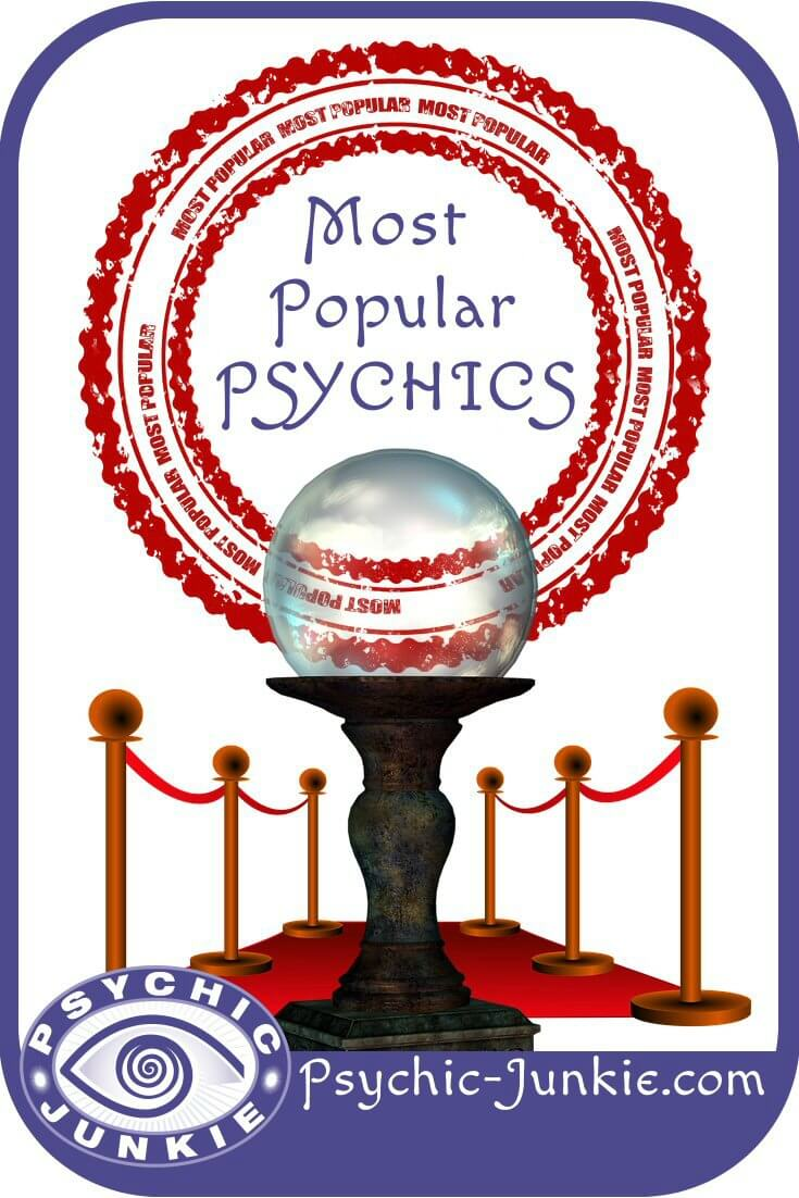 Our Most Popular Psychics are . . .