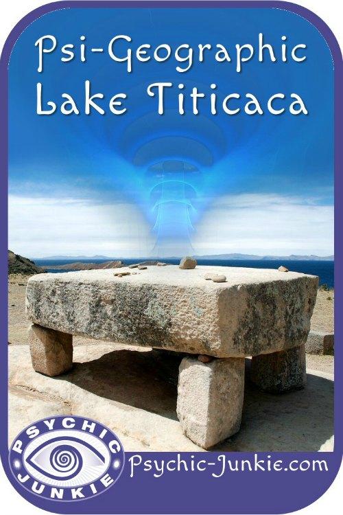 Mystic Lake Titicaca