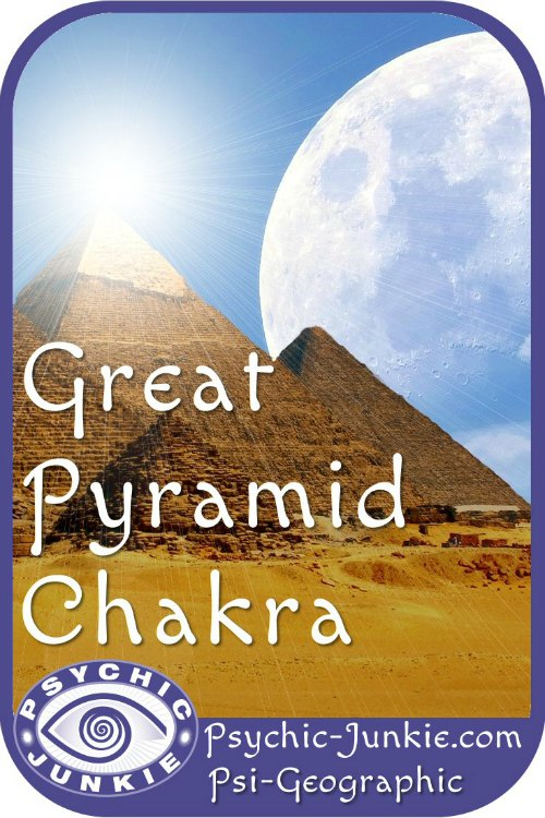 The Mystical Great Pyramid