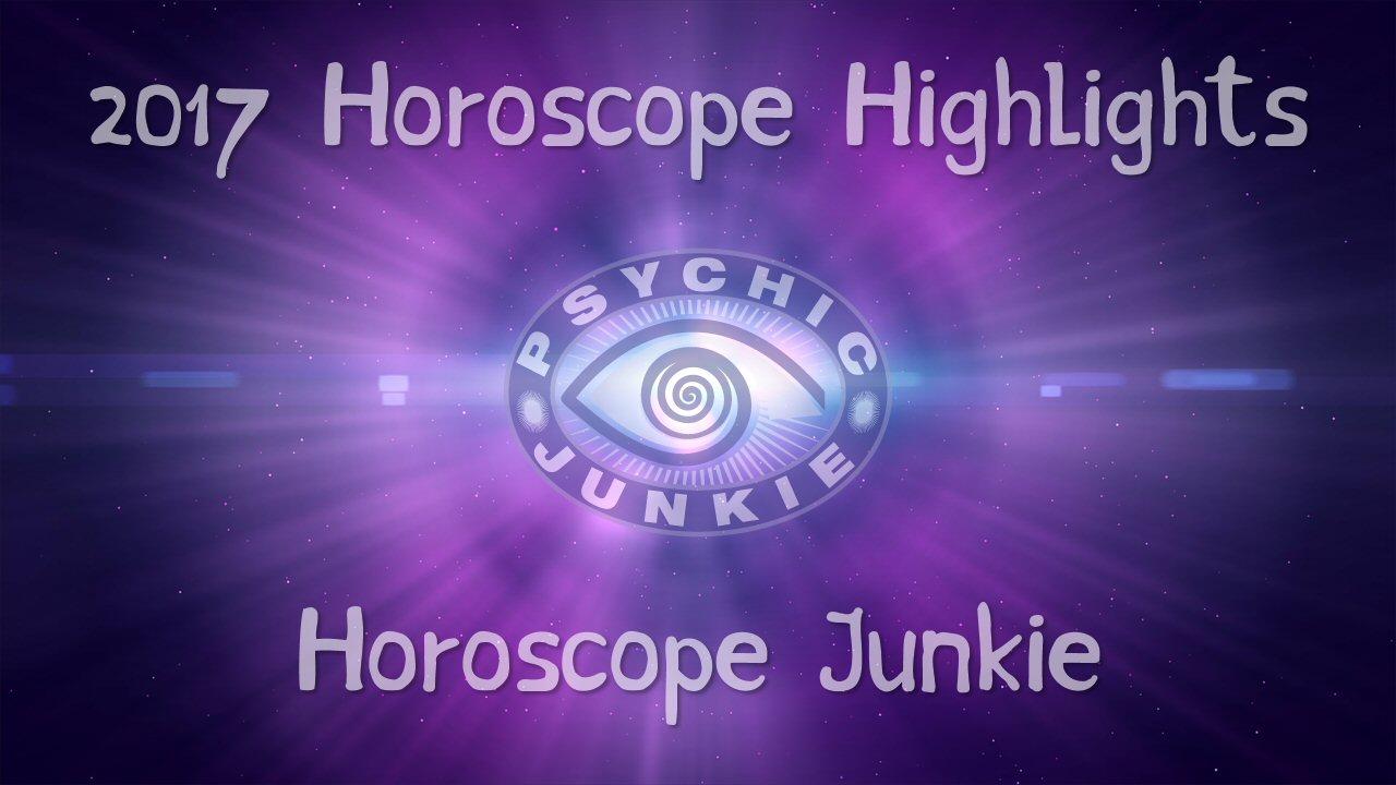 2017 Online Horoscope Highlights