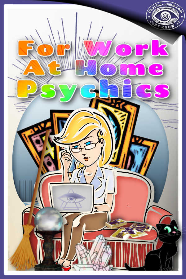 Online Psychic Jobs - How To Be Successful Freelancing From Home