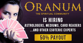 Oranum Esoteric Webcam Community