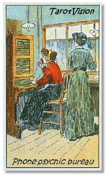Ye Olde Phone Psychic Bureau