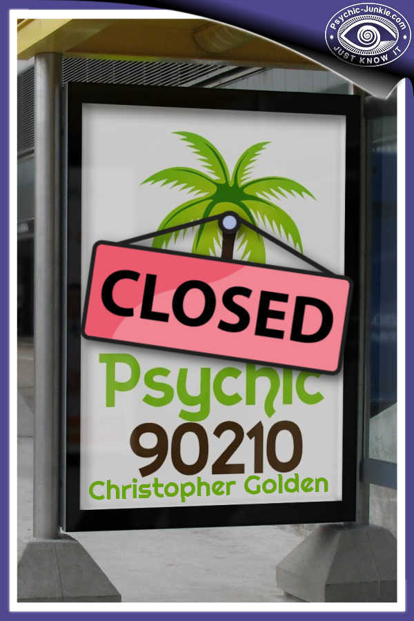 Beverly Hills Psychic Christopher Golden Reviews