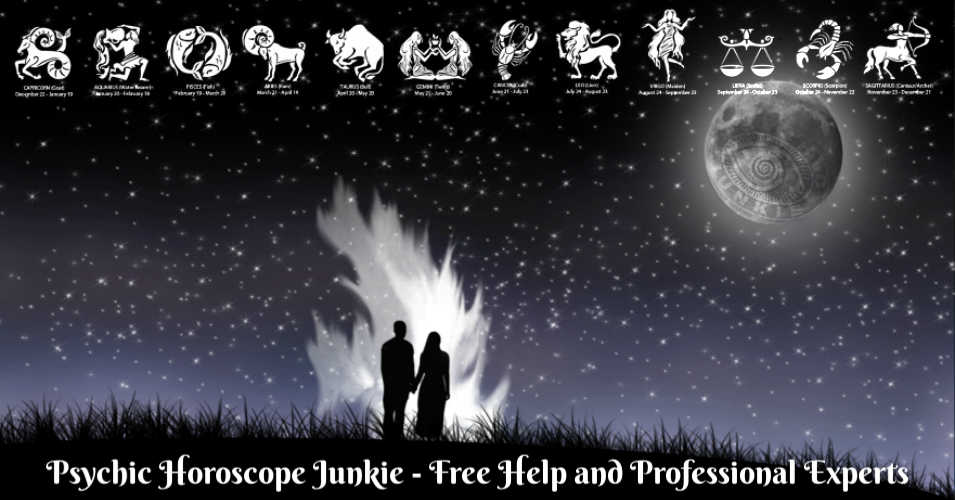 Horoscope Junkie - Free Help and Professional Experts