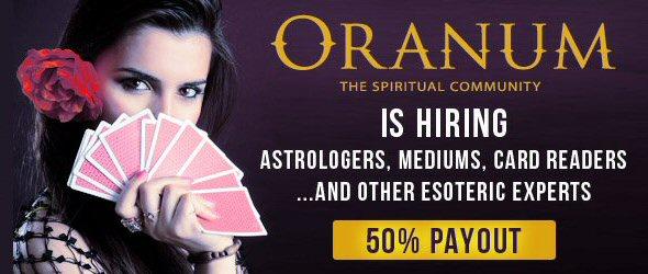 Oranum Hiring Psychics Now