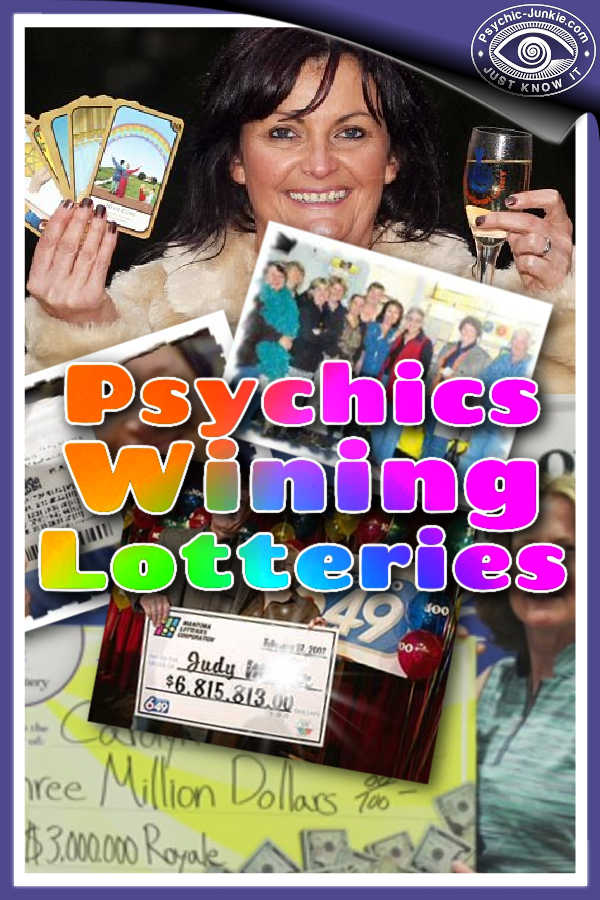 Real Psychic Wins Lottery Headlines