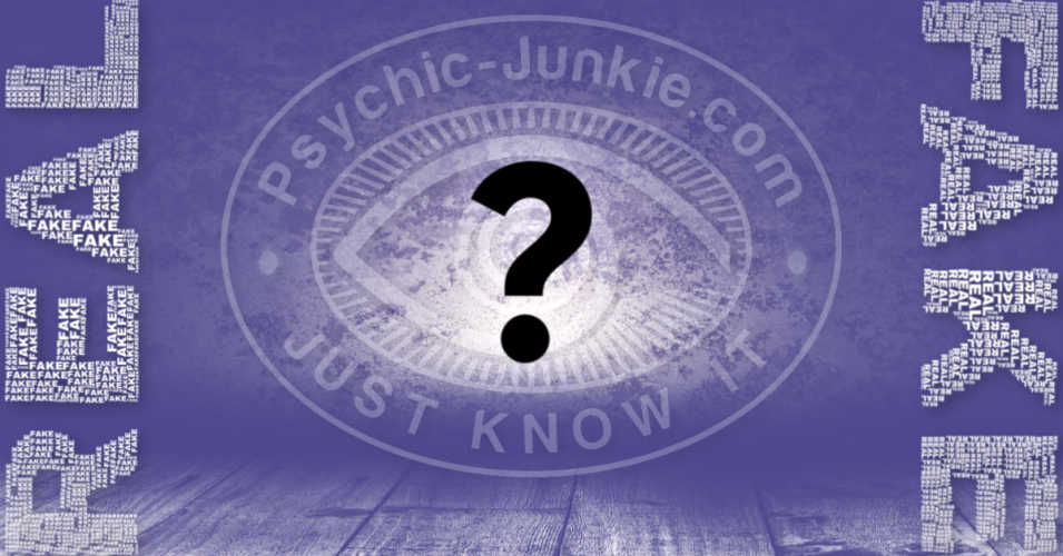 Real Or Fake Psychics - Who Are You Asking?