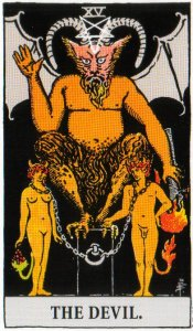 A TarotVision of the Devil