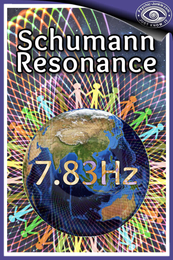 7.83Hz and the Schumann Resonance