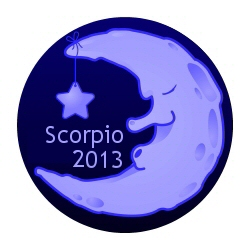 Scorpio Traits for 2013