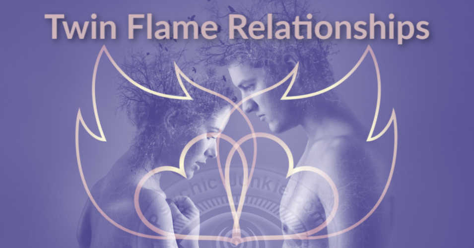 Soul Mates and Twin Flame Relationships