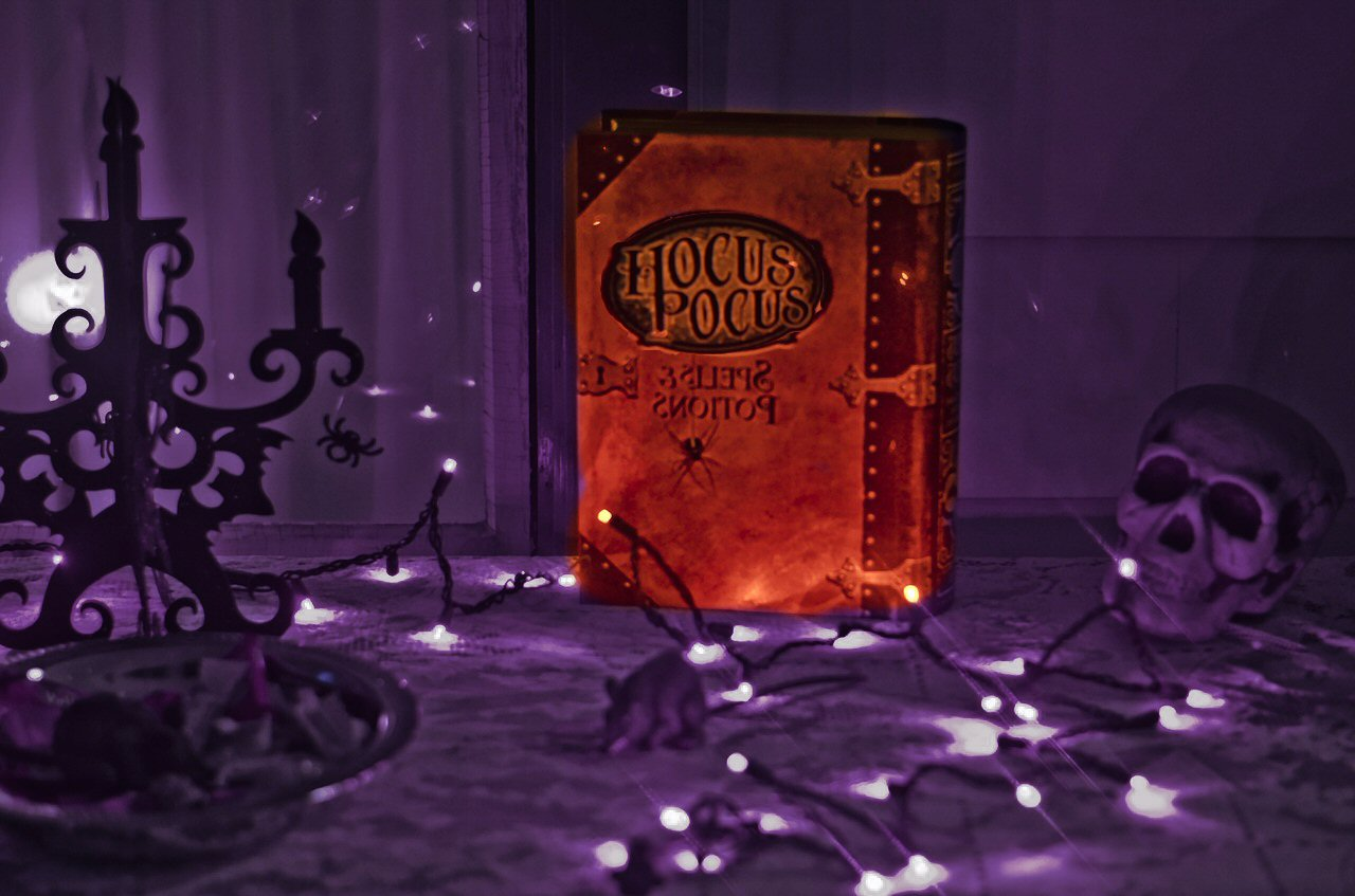 spell caster's book