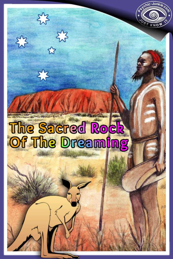 Spiritual Magical Uluru