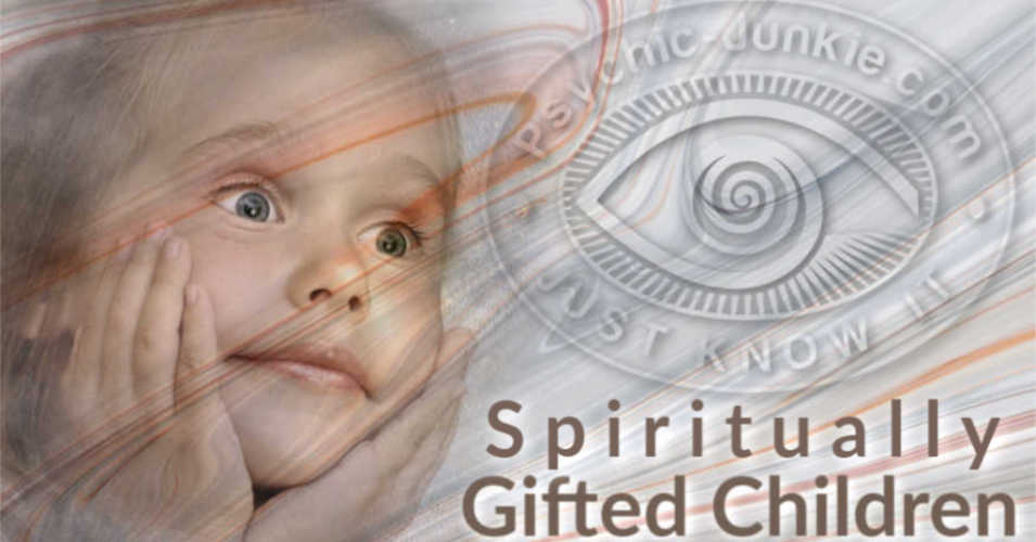 Searching About Spiritually Gifted Indigo Children?