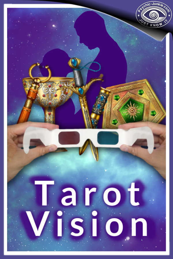TarotVision™ = Clairvoyant Divination of the Tarot