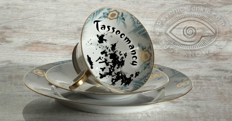 Tasseomancy - Fortune Telling in a Tea Cup